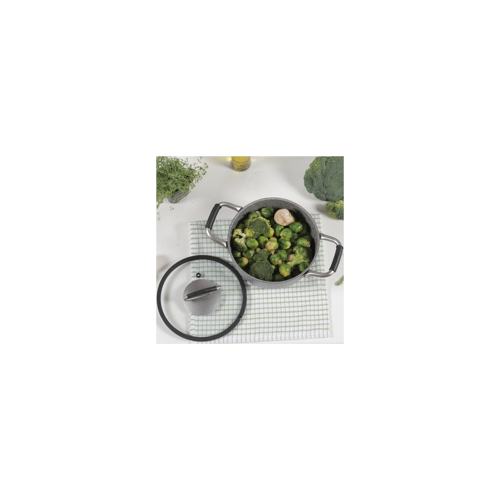 Крышка для посуды TVS Gran Gurmet 24 см (9465124003G702) изображение 2