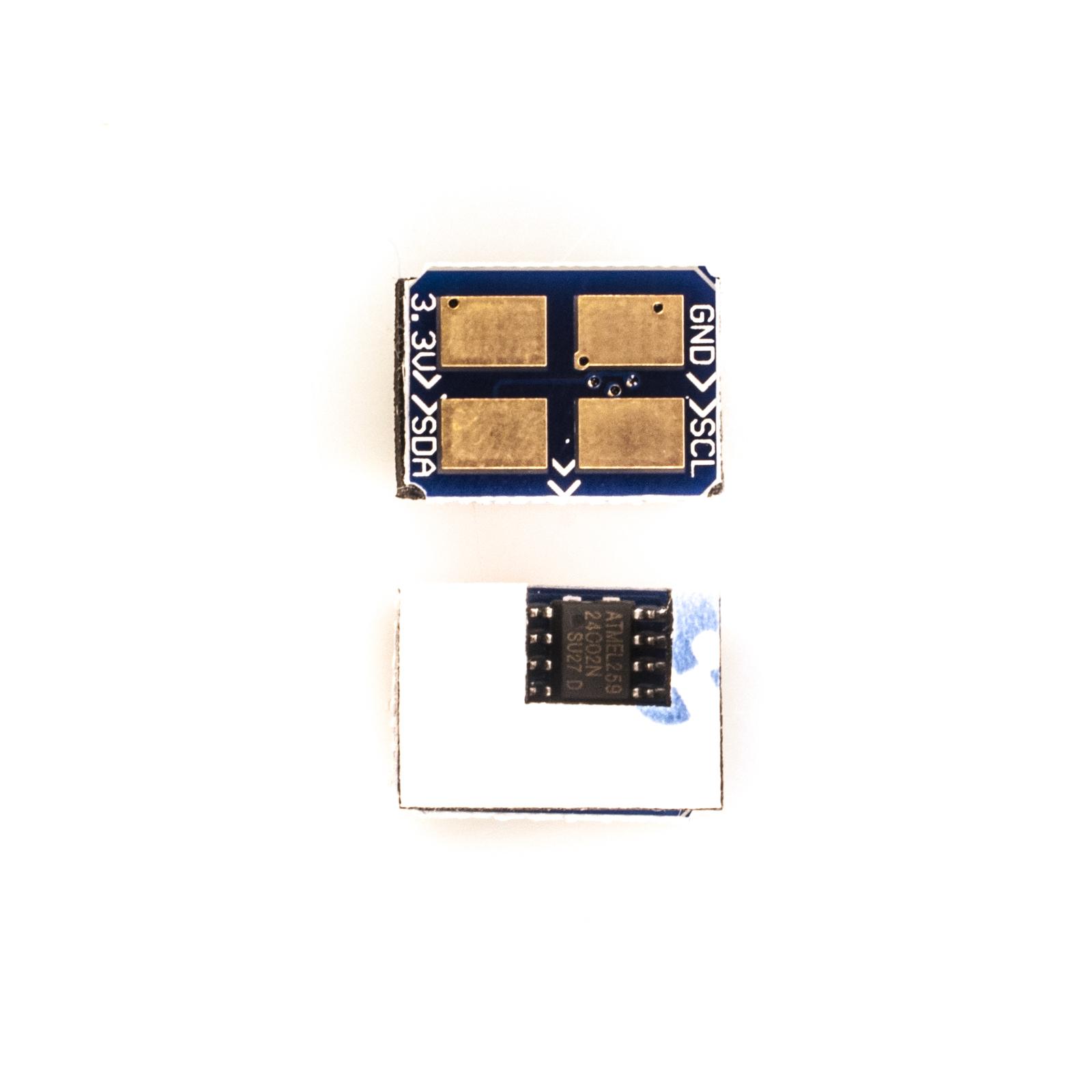 Чип для картриджа SAMSUNG CLP-300 1K CYAN Everprint (ALS-C300-1K)
