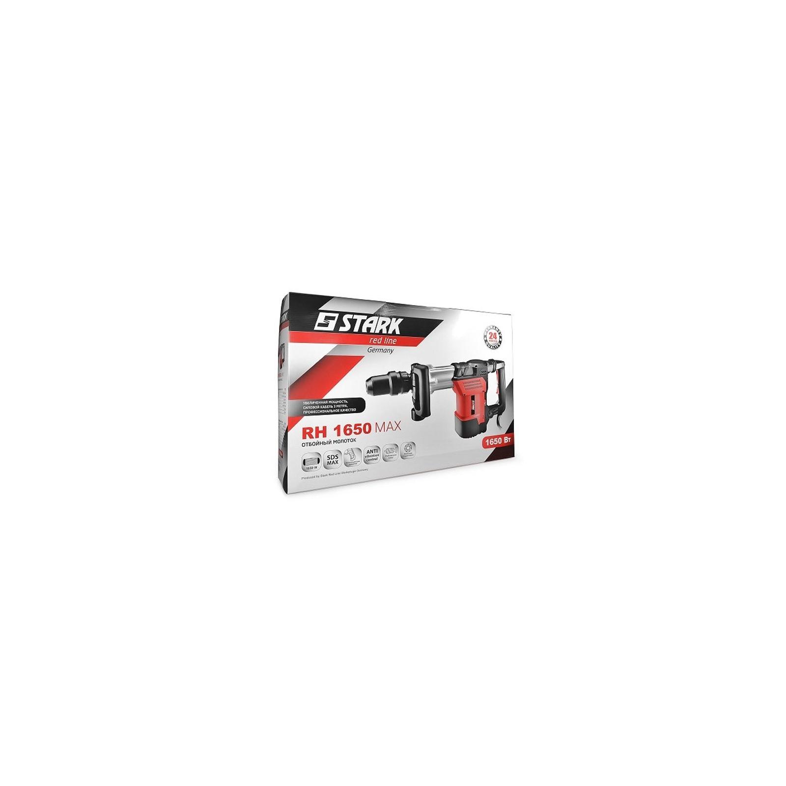 Отбойный молоток Stark RH 1650 MAX (140065030) изображение 6