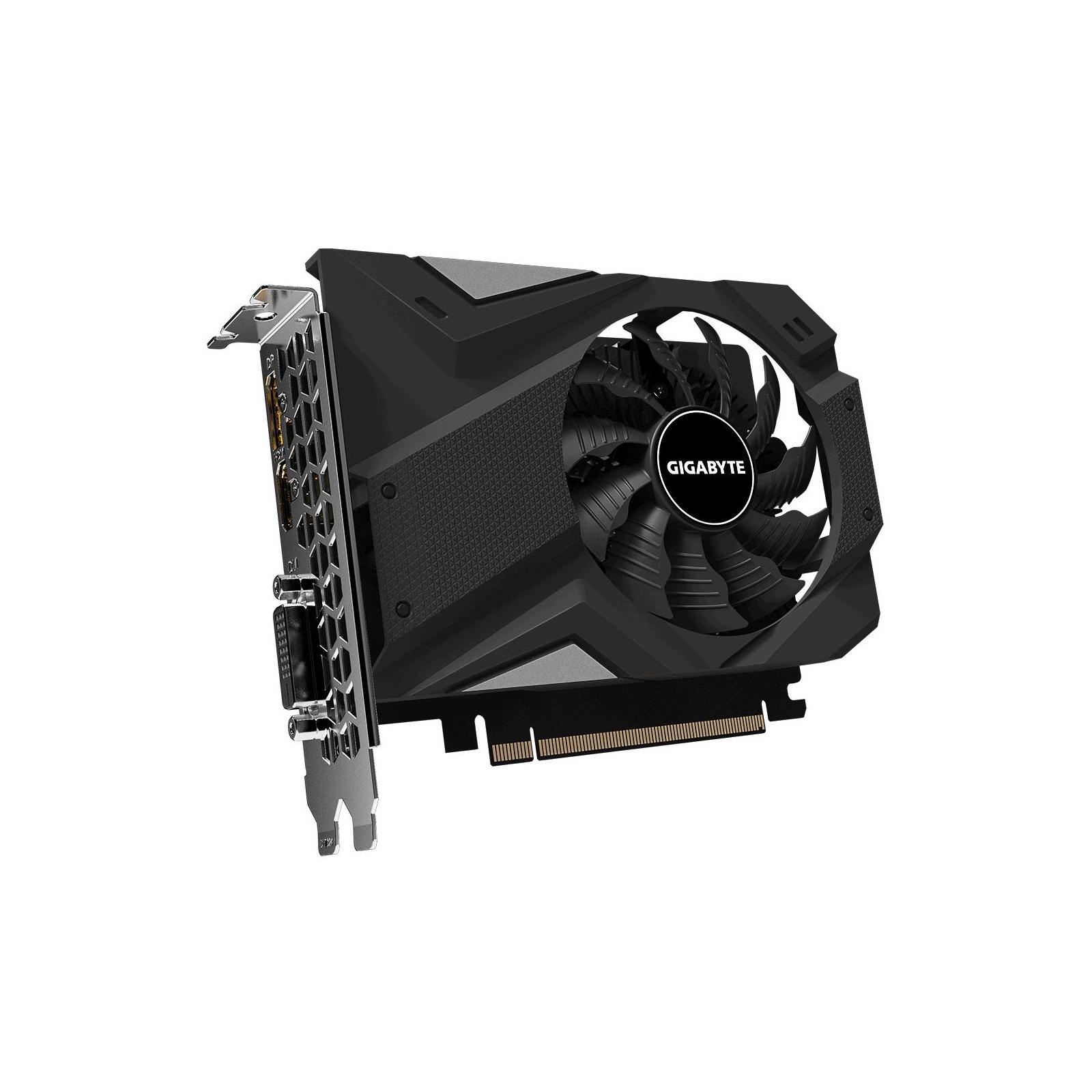Відеокарта Gigabyte GeForce GTX1650 4096Mb D6 OC (GV-N1656OC-4GD) зображення 2
