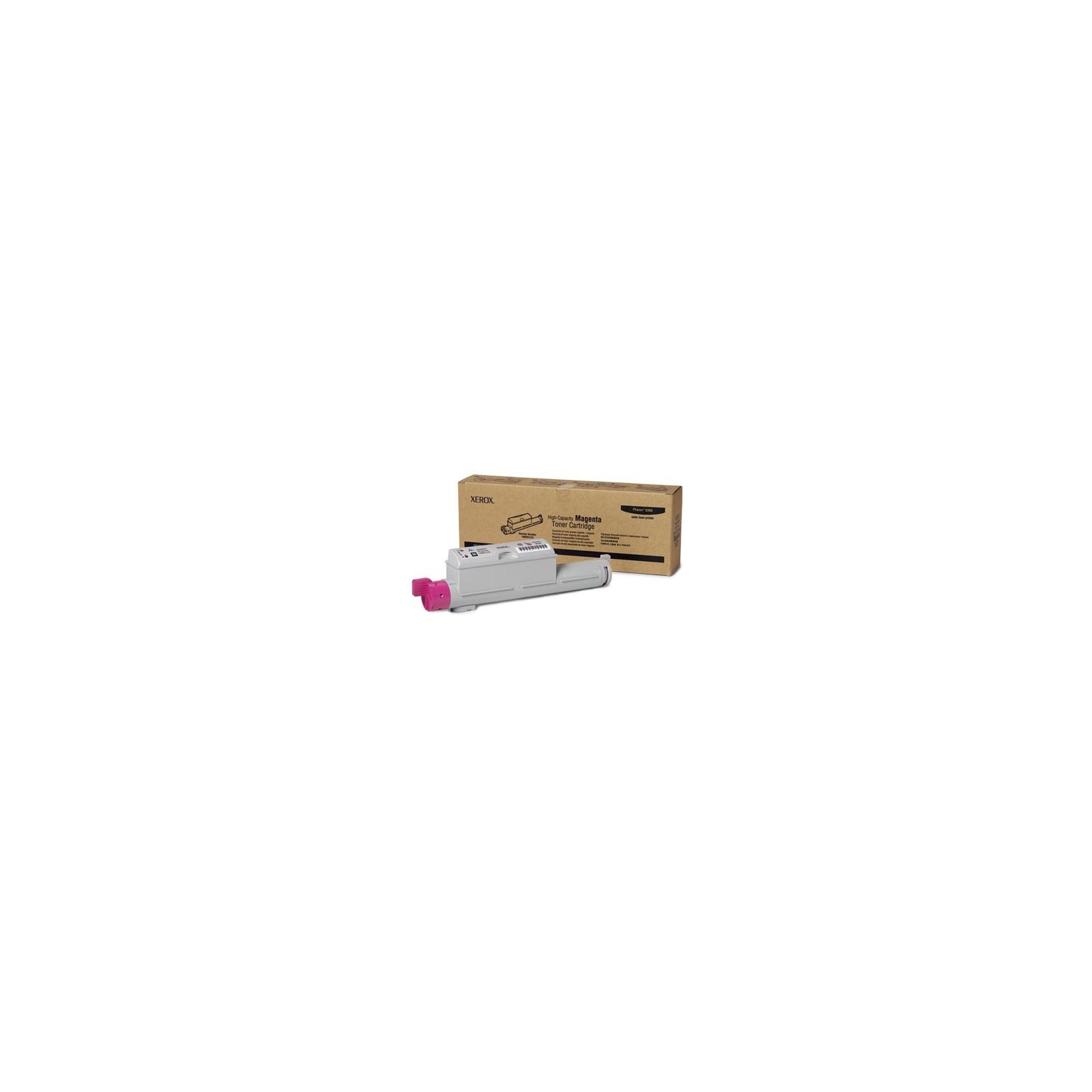 Тонер-картридж XEROX PH6360 (Max) Magenta (106R01219)
