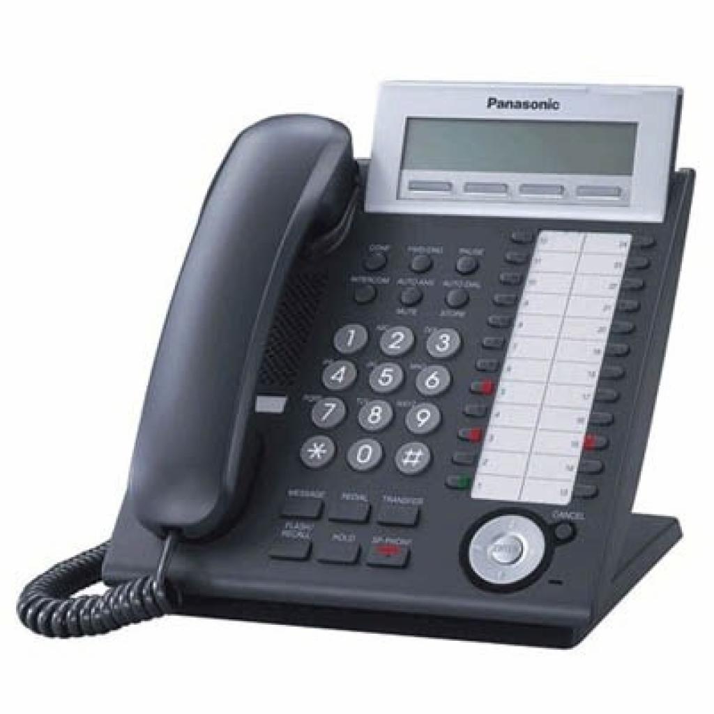 Телефон PANASONIC KX-DT346UA-B