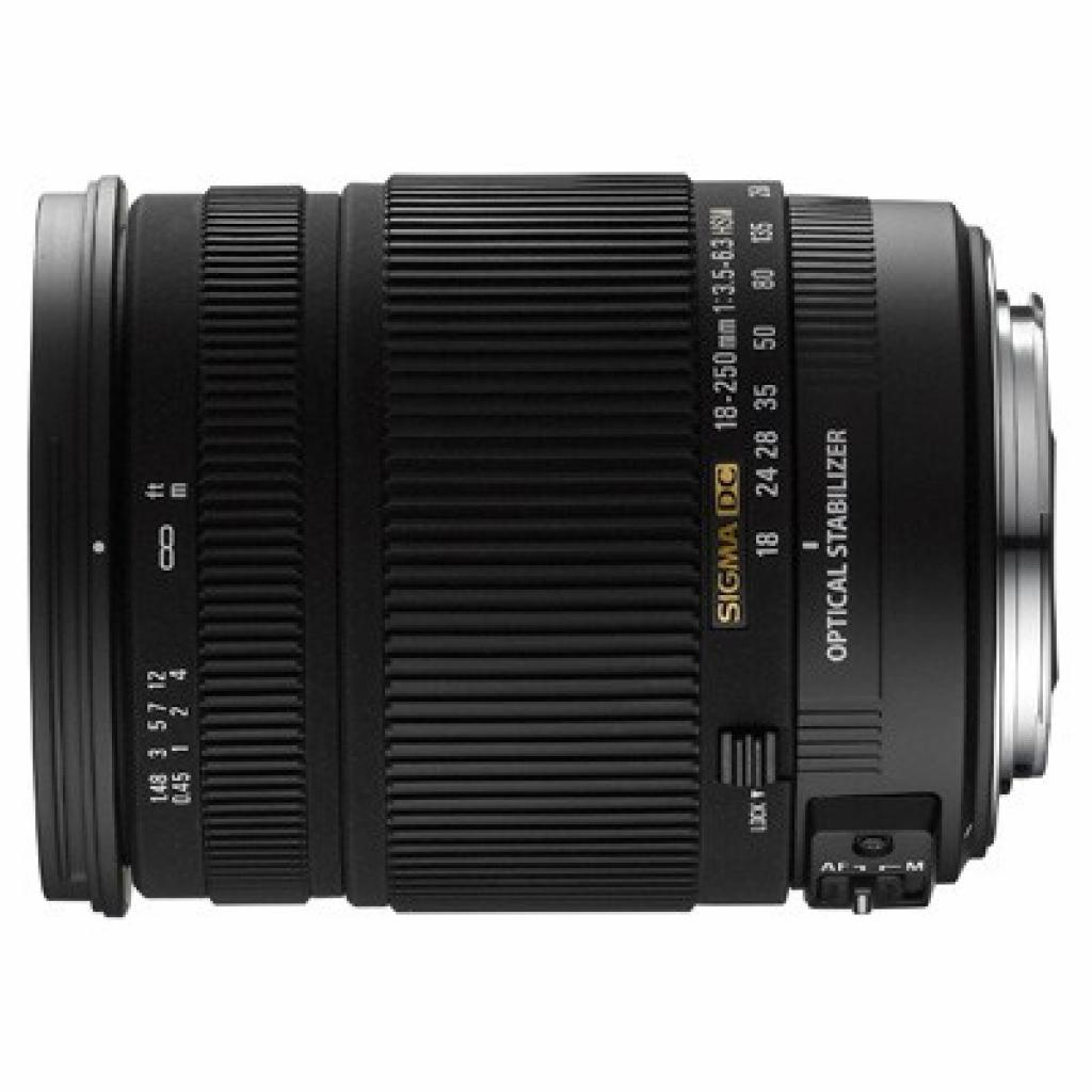 Объектив 18-250mm f/3.5-6.3 DC OS HSM for Canon Sigma (880954)
