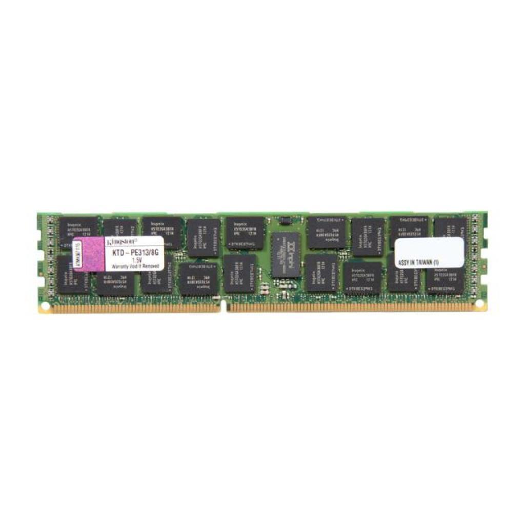 Модуль памяти для сервера DDR3 8192Mb Kingston (KTD-PE313/8G)