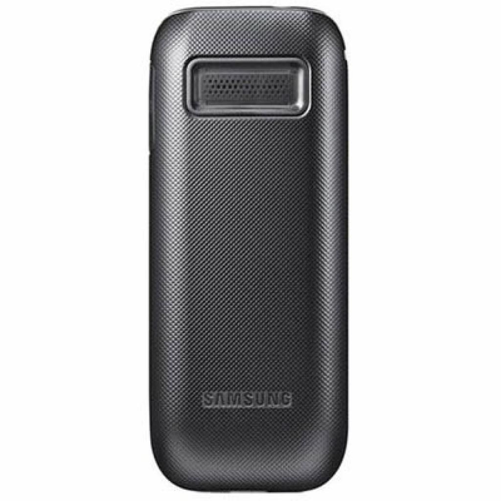 Мобильный телефон Samsung GT-E1232 Titanium Silver (GT-E1232TSBSEK) изображение 2