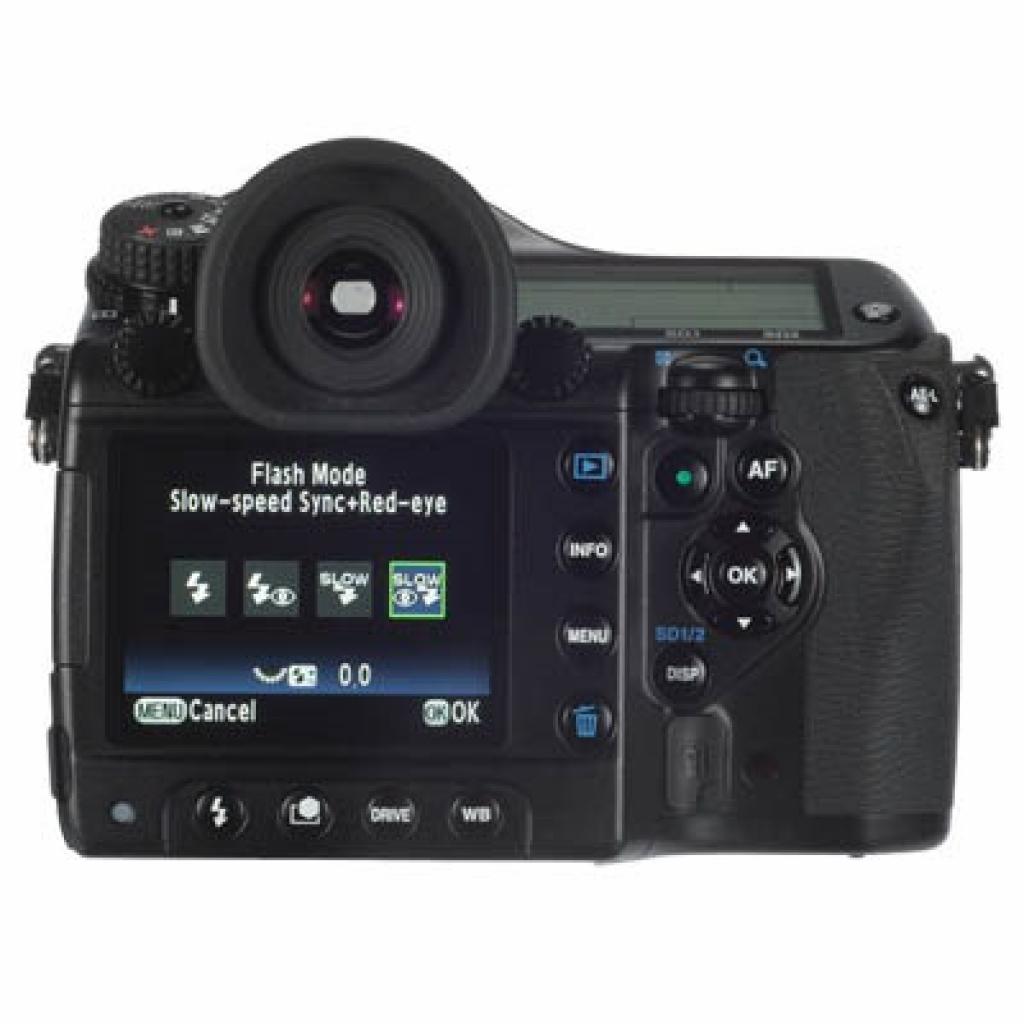 Цифровой фотоаппарат Pentax 645D + 55mm (1797200) изображение 2