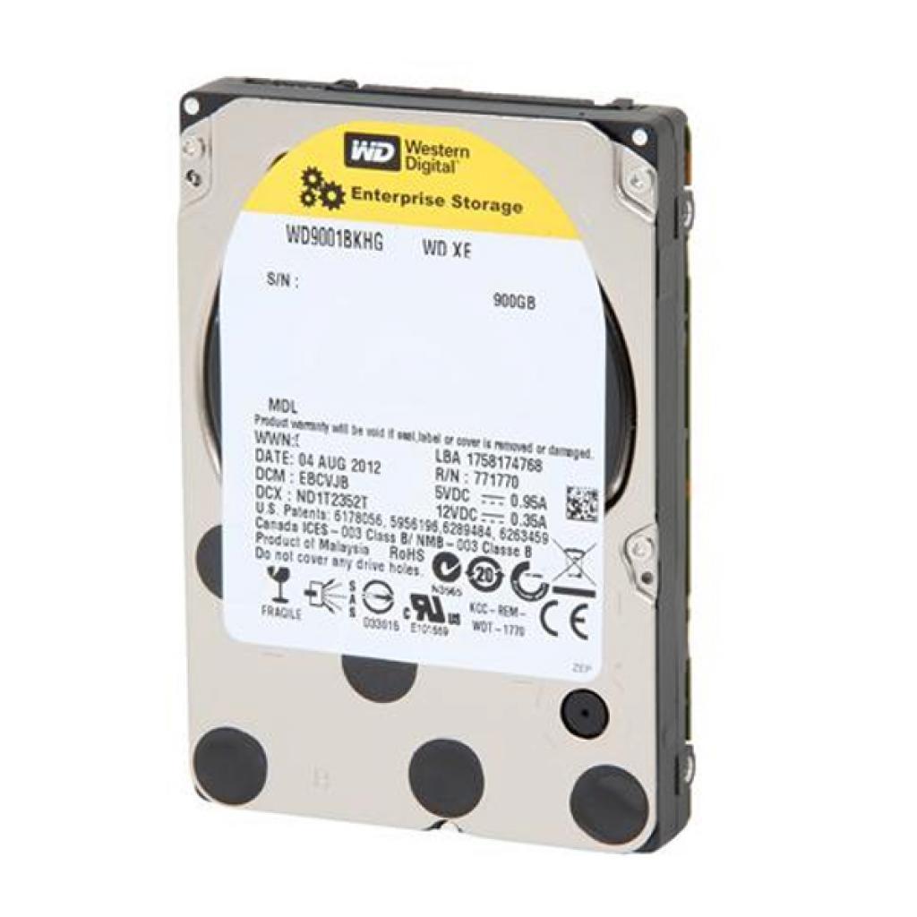 Жесткий диск для сервера 900GB Western Digital (WD9001BKHG) изображение 2