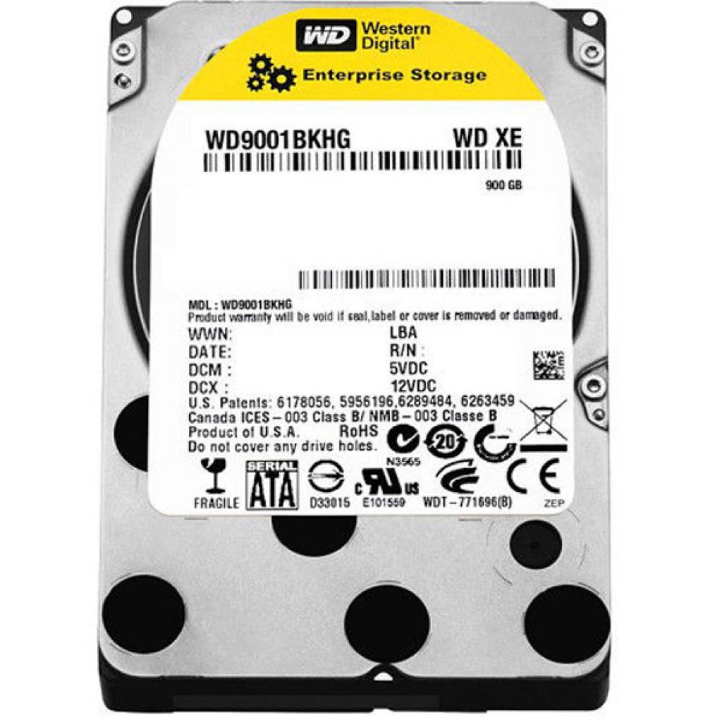Жесткий диск для сервера 900GB Western Digital (WD9001BKHG)