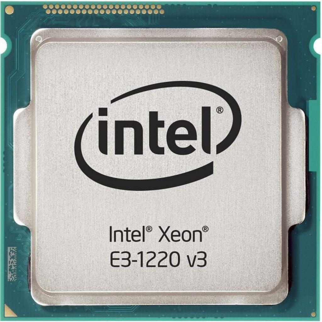 Процессор серверный INTEL Xeon E3-1220 V3 (BX80646E31220V3) изображение 3