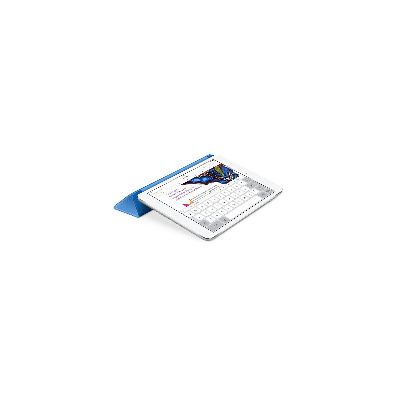 Чехол для планшета Apple Smart Cover для iPad mini /blue (MF060ZM/A) изображение 3