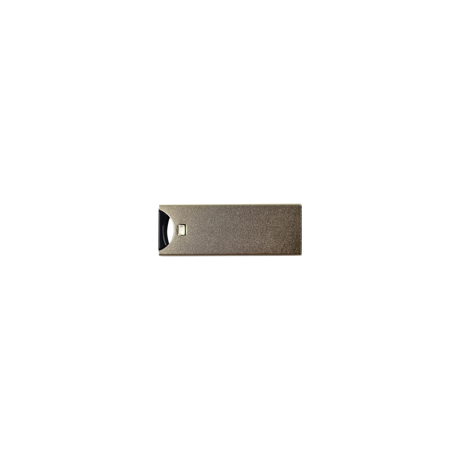 USB флеш накопитель 16GB AH133 Champagne Gold RP USB2.0 Apacer (AP16GAH133C-1) изображение 3