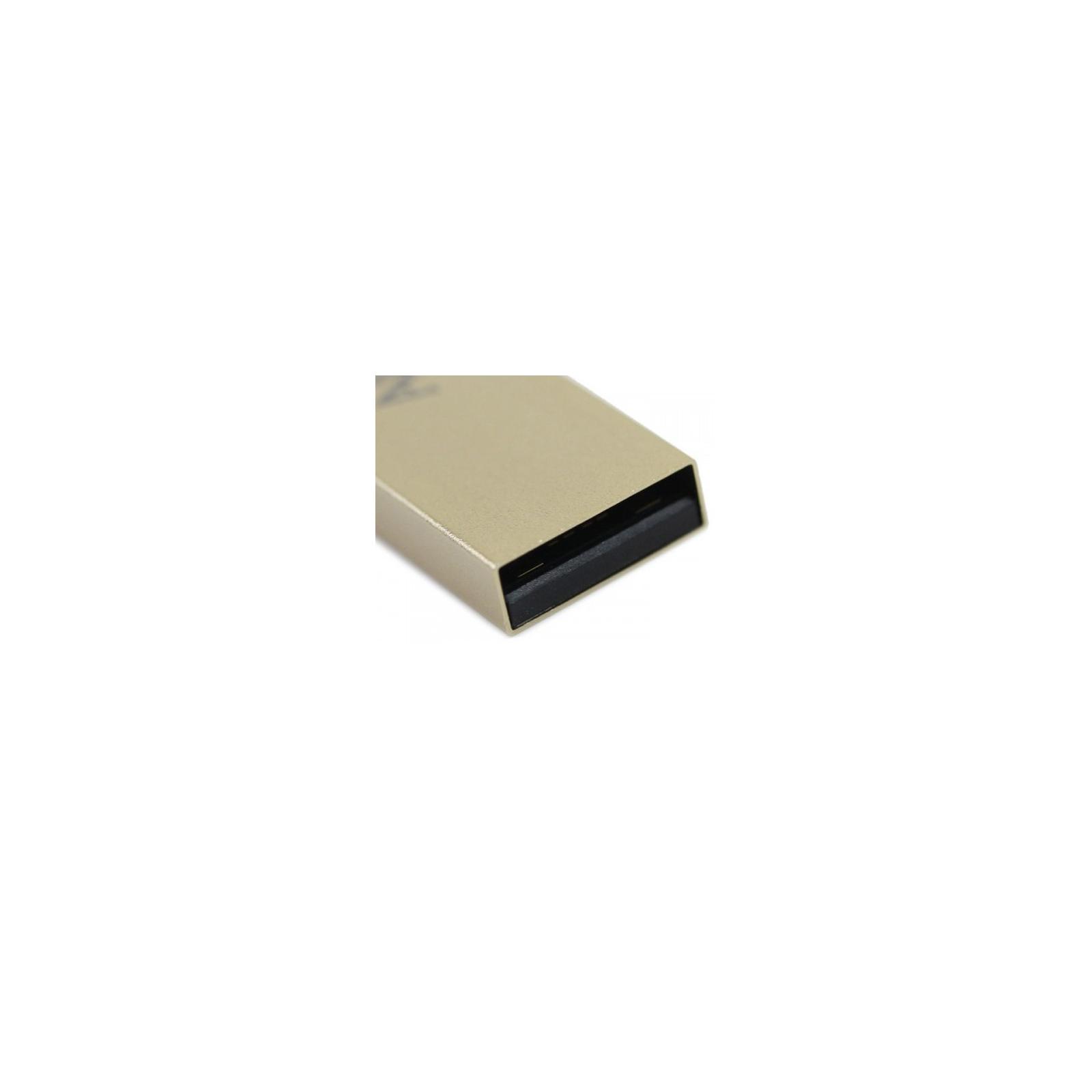 USB флеш накопитель 16GB AH133 Champagne Gold RP USB2.0 Apacer (AP16GAH133C-1) изображение 5