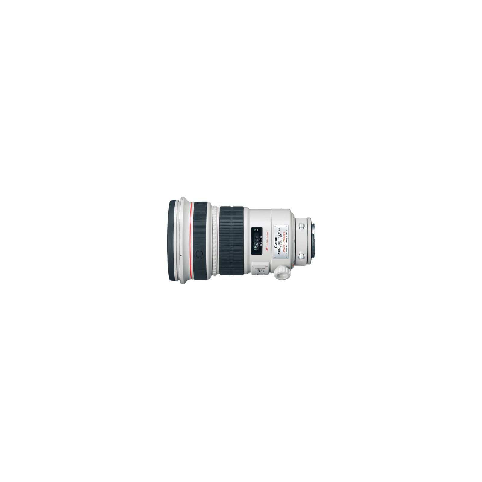Объектив Canon EF 200mm f/2.0L IS USM (2297B005) изображение 2
