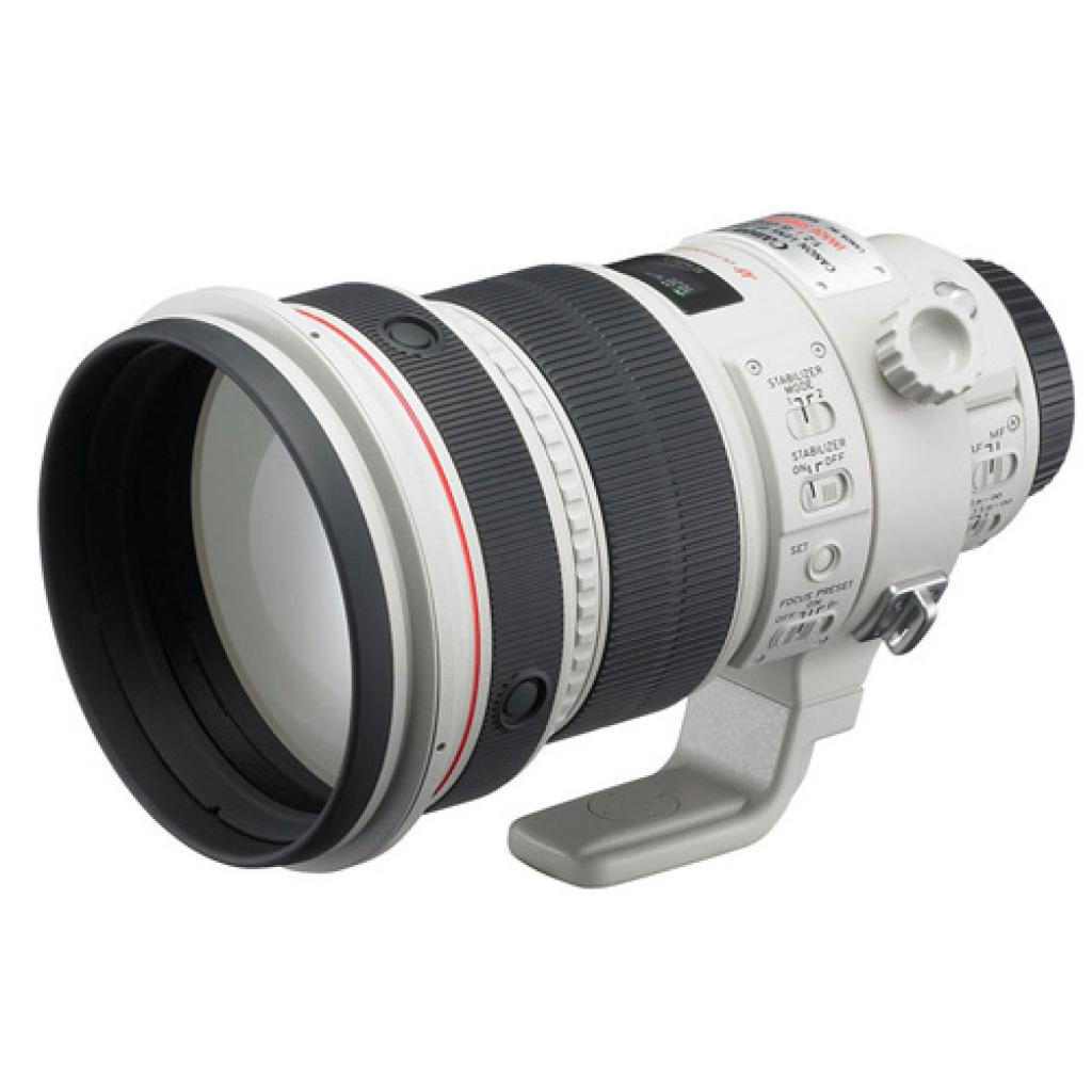 Объектив Canon EF 200mm f/2.0L IS USM (2297B005)