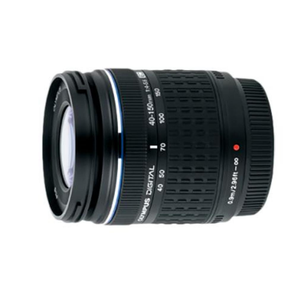 Объектив OLYMPUS EZ-M4015-R Lens ED 40-150mm 1:4.0-5.6 Black (V315030BE000) изображение 2