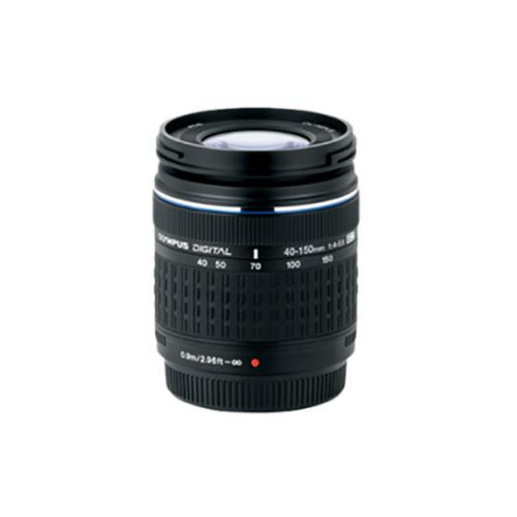 Объектив OLYMPUS EZ-M4015-R Lens ED 40-150mm 1:4.0-5.6 Black (V315030BE000)