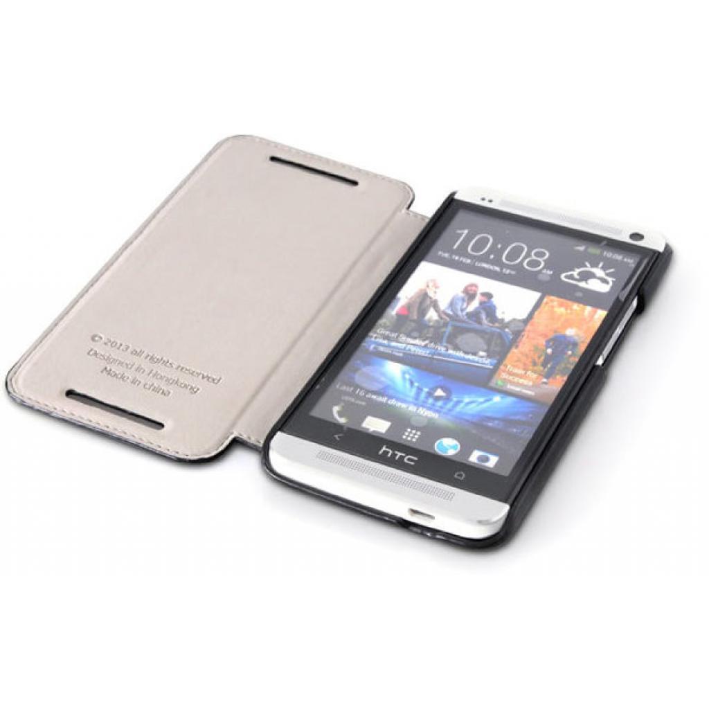 Чехол для моб. телефона HOCO для HTC ONE /Crystal (HT-L007 Black) изображение 4