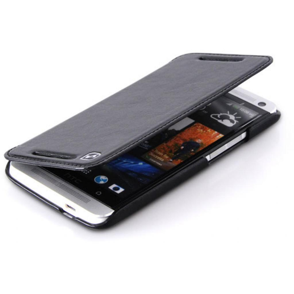 Чехол для моб. телефона HOCO для HTC ONE /Crystal (HT-L007 Black) изображение 5