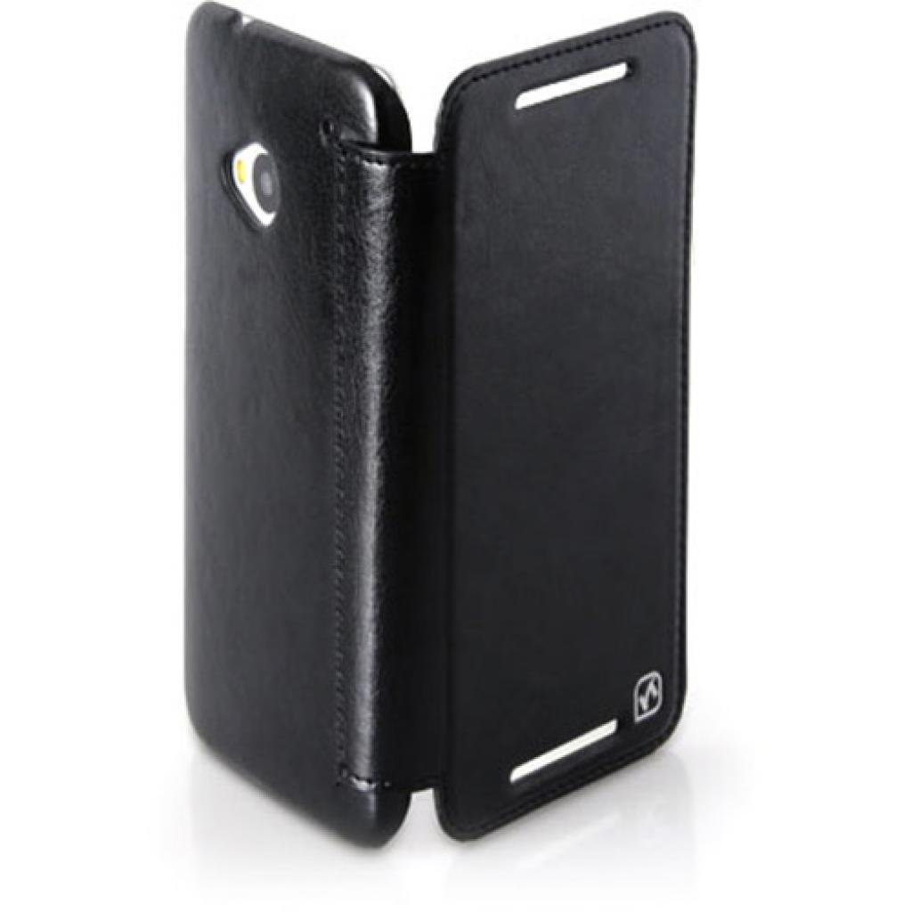 Чехол для моб. телефона HOCO для HTC ONE /Crystal (HT-L007 Black) изображение 6