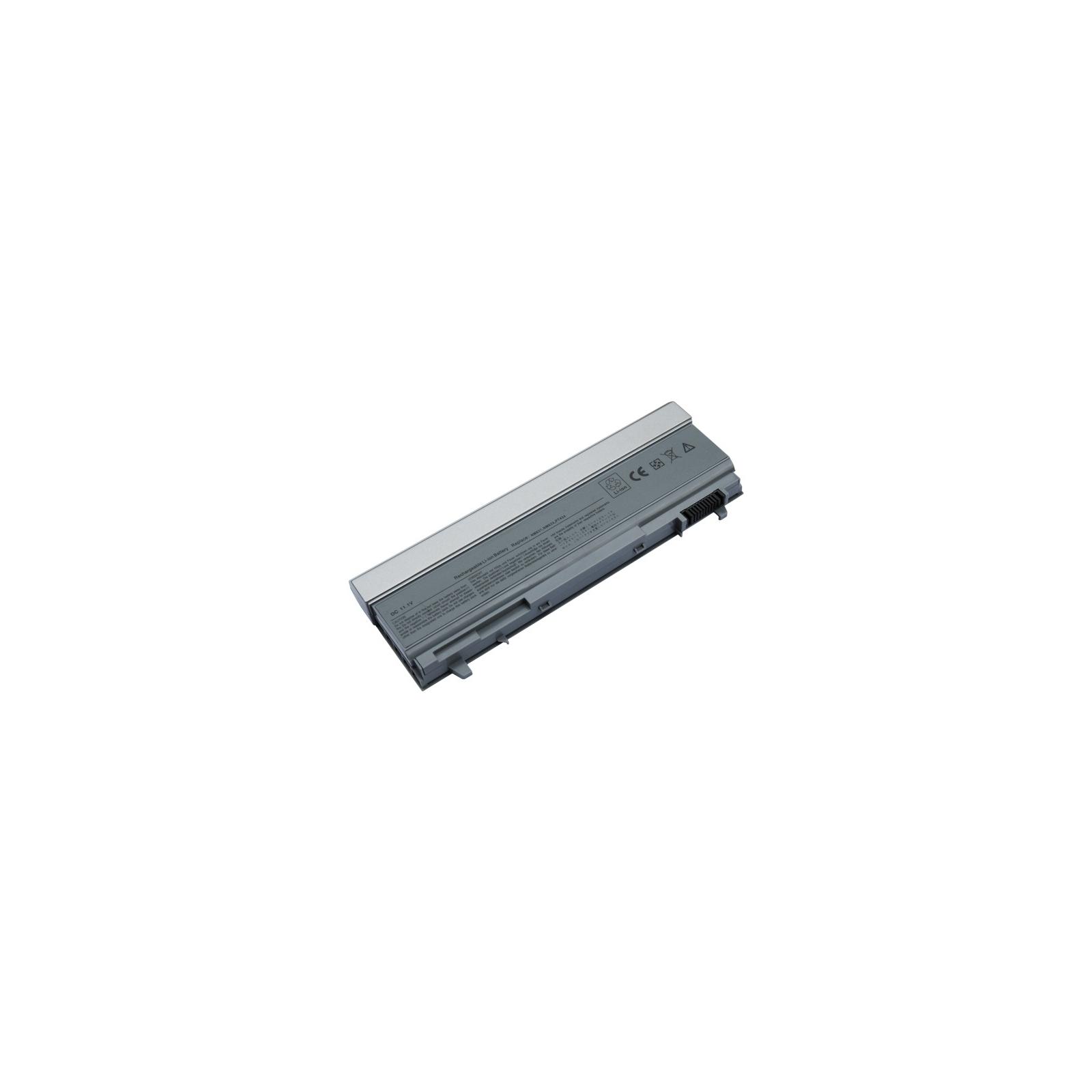 Аккумулятор для ноутбука DELL Latitude E6400 (NM633, DE E6400 3SP2) 11.1V 5200mAh PowerPlant (NB00000111)