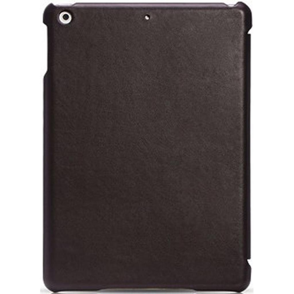 Чехол для планшета i-Carer iPad Mini Retina Ultra thin genuine leather series brown (RID794br) изображение 2