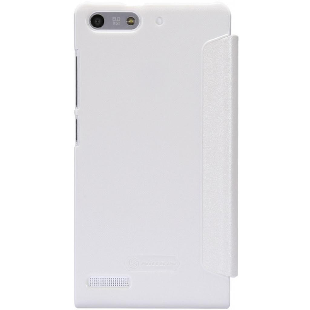 Чехол для моб. телефона NILLKIN для Huawei G6 /Spark/ Leather/White (6147109) изображение 5