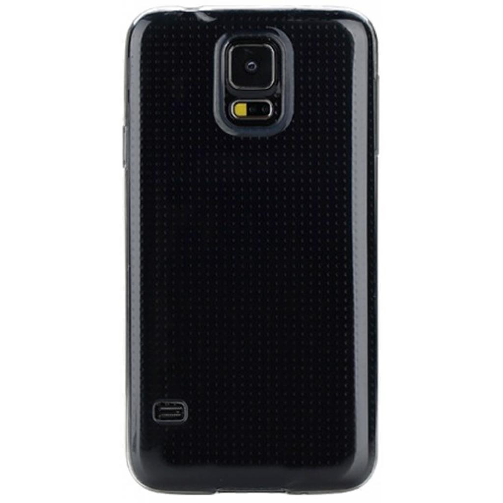 Чехол для моб. телефона Rock Samsung Galaxy S5 ultrathin TPU Slim Jacket trans-black (S5-63550)