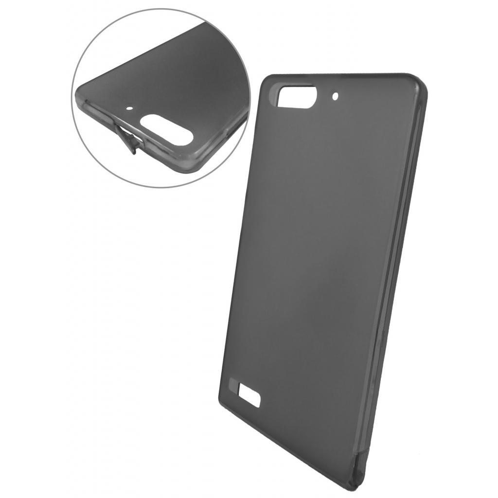 Чехол для моб. телефона GLOBAL для Huawei Ascend G6 (темный) (1283126459474)