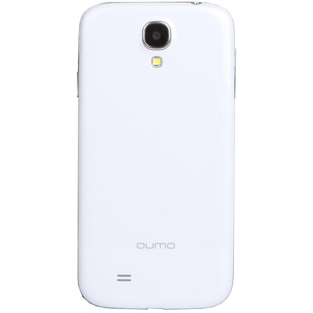 Мобильный телефон Qumo QUEST 503 IPS White (6909723197582) изображение 2