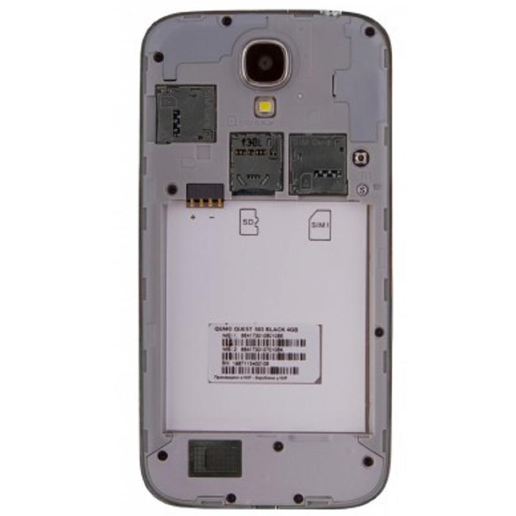 Мобильный телефон Qumo QUEST 503 IPS White (6909723197582) изображение 8