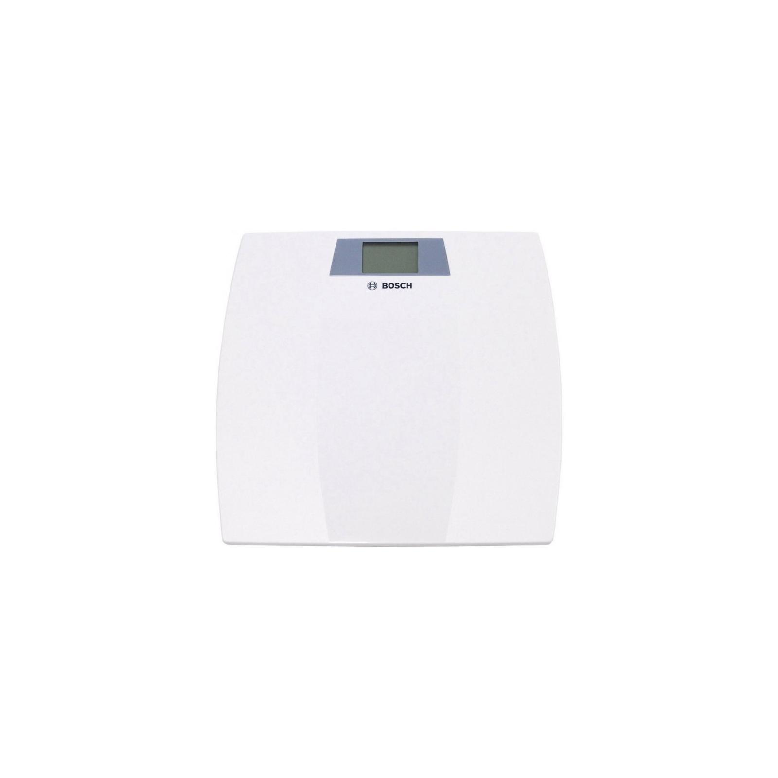 Весы напольные BOSCH PPW3100 изображение 2