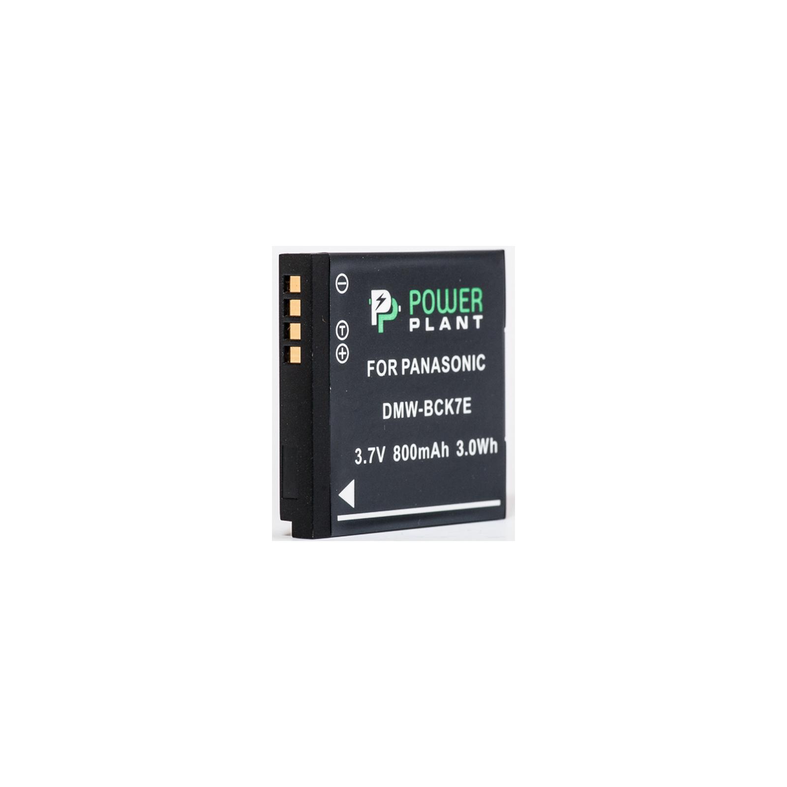 Аккумулятор к фото/видео PowerPlant Panasonic DMW-BCK7E (DV00DV1301)