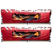 Модуль памяти для компьютера DDR-4 8GB (2x4GB) 2400 MHz Ripjaws 4 G.Skill (F4-2400C15D-8GRR)