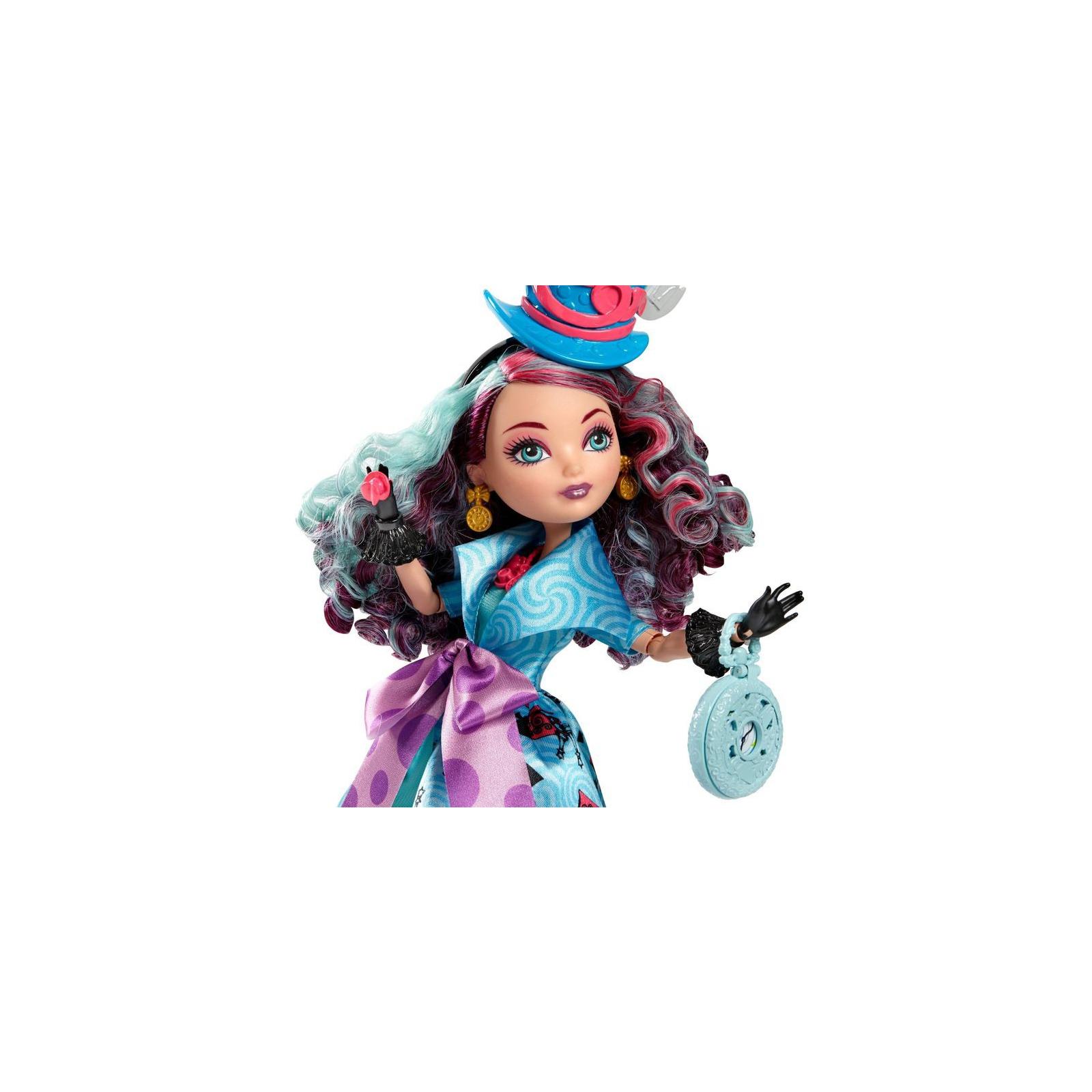 Кукла Mattel Ever After High Дочь Безумного Шляпника (CJF39-4) изображение 3