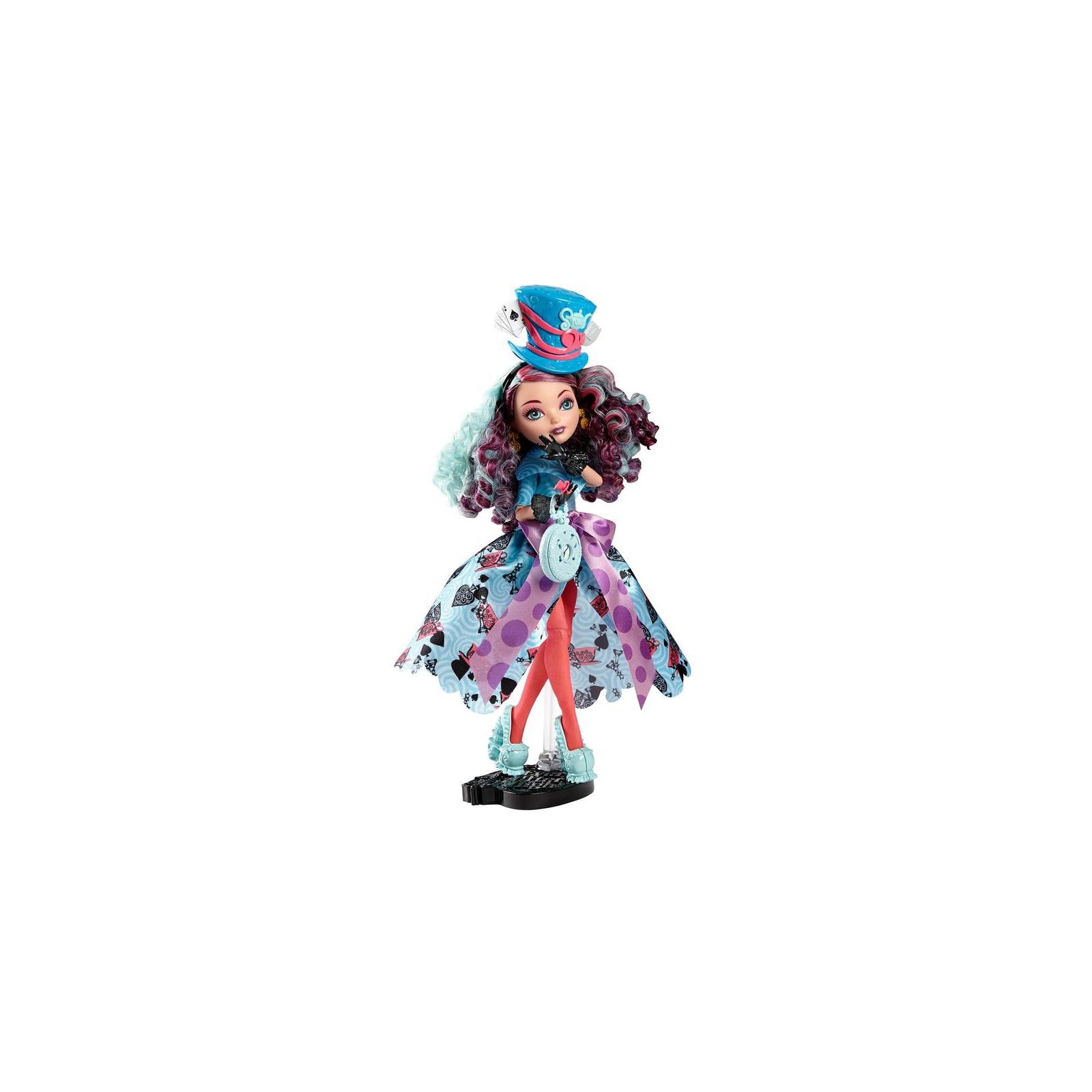 Кукла Mattel Ever After High Дочь Безумного Шляпника (CJF39-4)