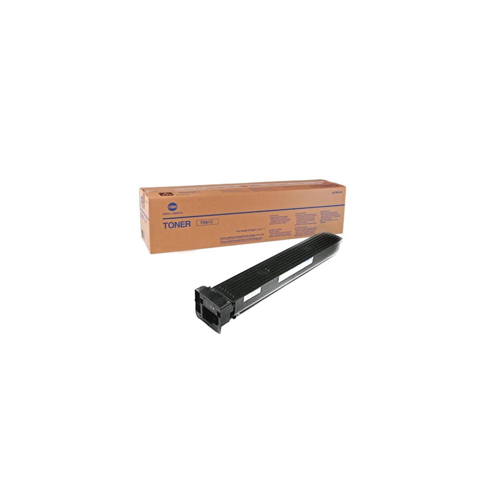 Тонер KONICA MINOLTA TN-613K Black (bizhub C552 652(DS)) (A0TM150)