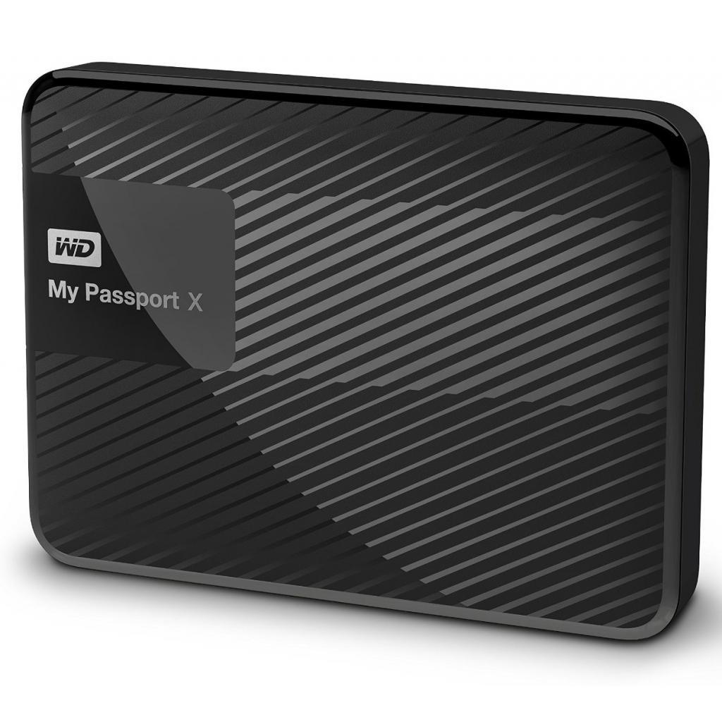 """Внешний жесткий диск 2.5"""" 2TB Western Digital (WDBCRM0020BBK-EESN) изображение 2"""