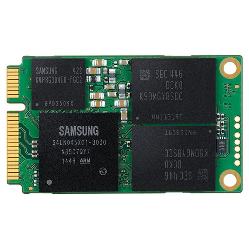 Накопитель SSD mSATA 250GB Samsung (MZ-M5E250BW) изображение 2