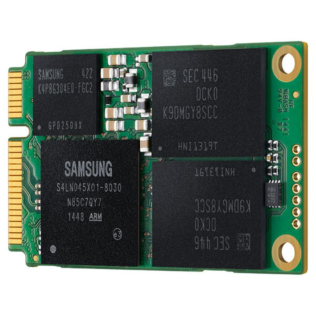 Накопитель SSD mSATA 250GB Samsung (MZ-M5E250BW) изображение 3