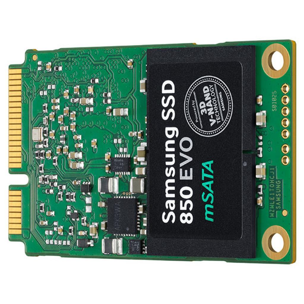Накопитель SSD mSATA 250GB Samsung (MZ-M5E250BW) изображение 4