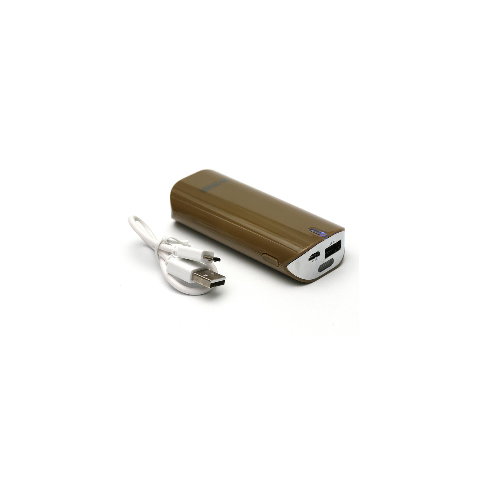 Батарея универсальная PowerPlant PB-LA9005 5200mAh 1*USB/1.0A (PPLA9005) изображение 3