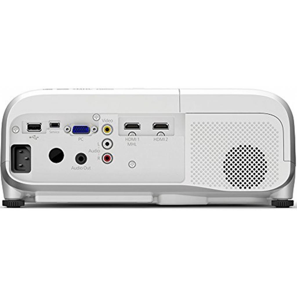 Проектор EPSON EH-TW5300 (V11H707040) изображение 4
