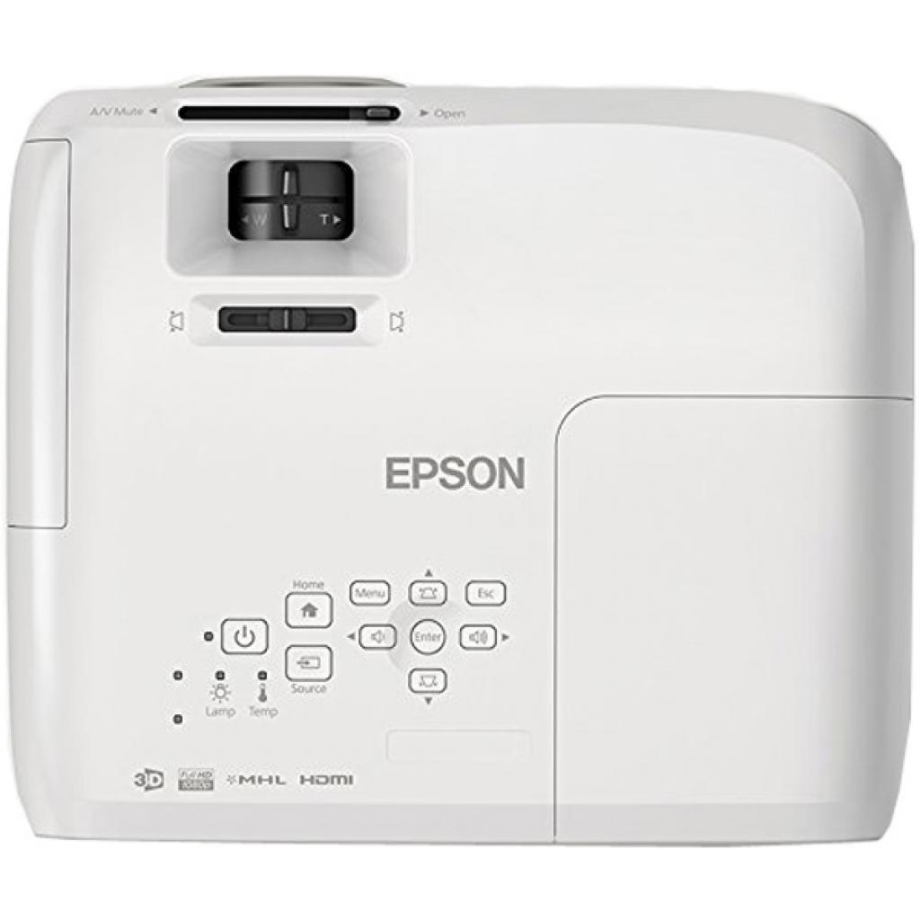 Проектор EPSON EH-TW5300 (V11H707040) изображение 6