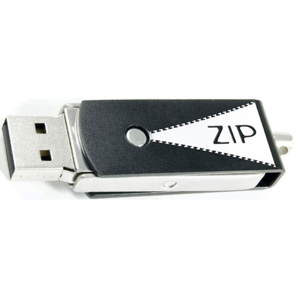 USB флеш накопитель GOODRAM 8GB Zip Black USB 2.0 (PD8GH2GRZIKR9)