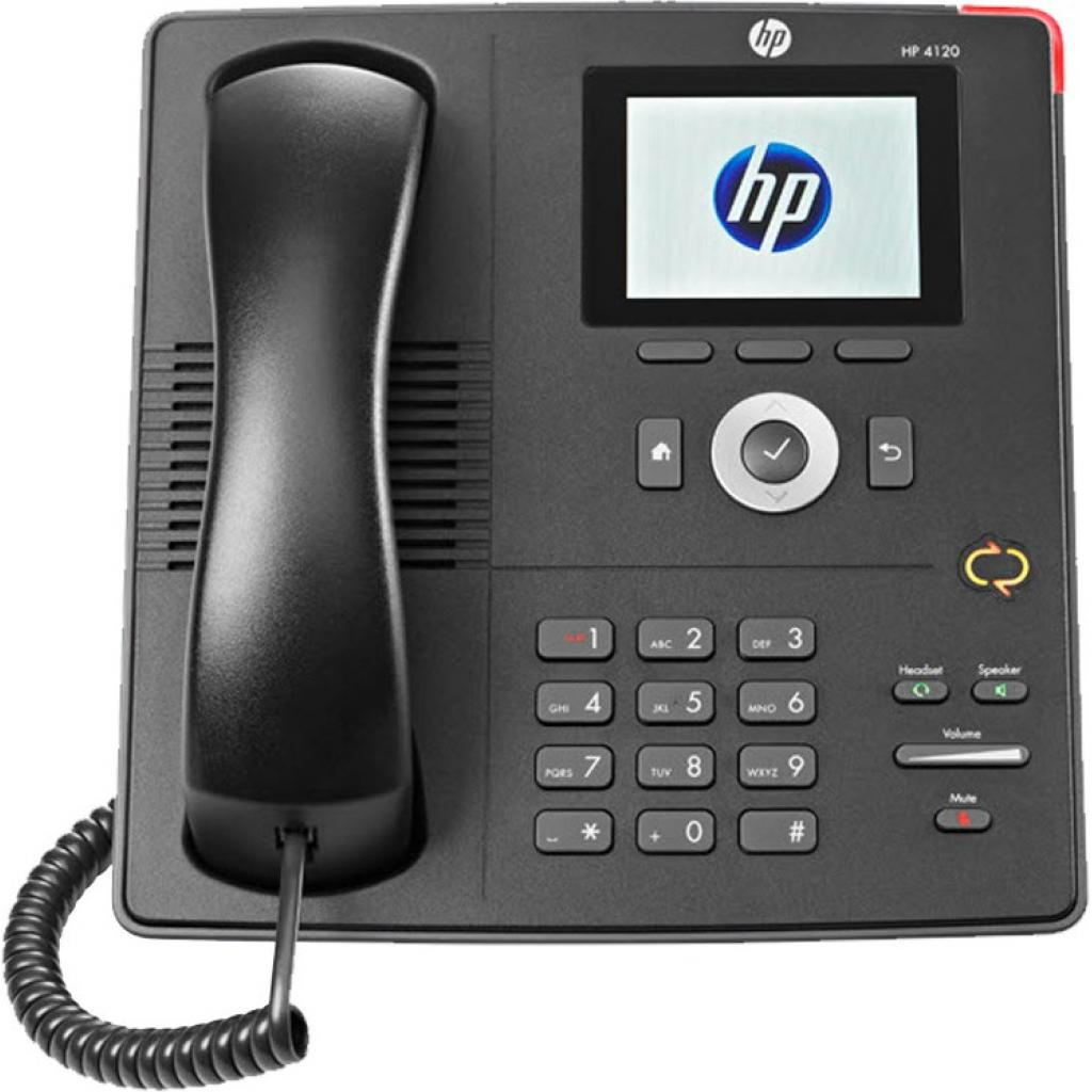 IP телефон HP 4120 (J9766C)
