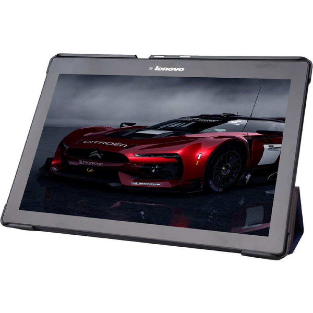 Чехол для планшета AirOn для Lenovo Tab 2 A10 blue (4822352770006) изображение 3
