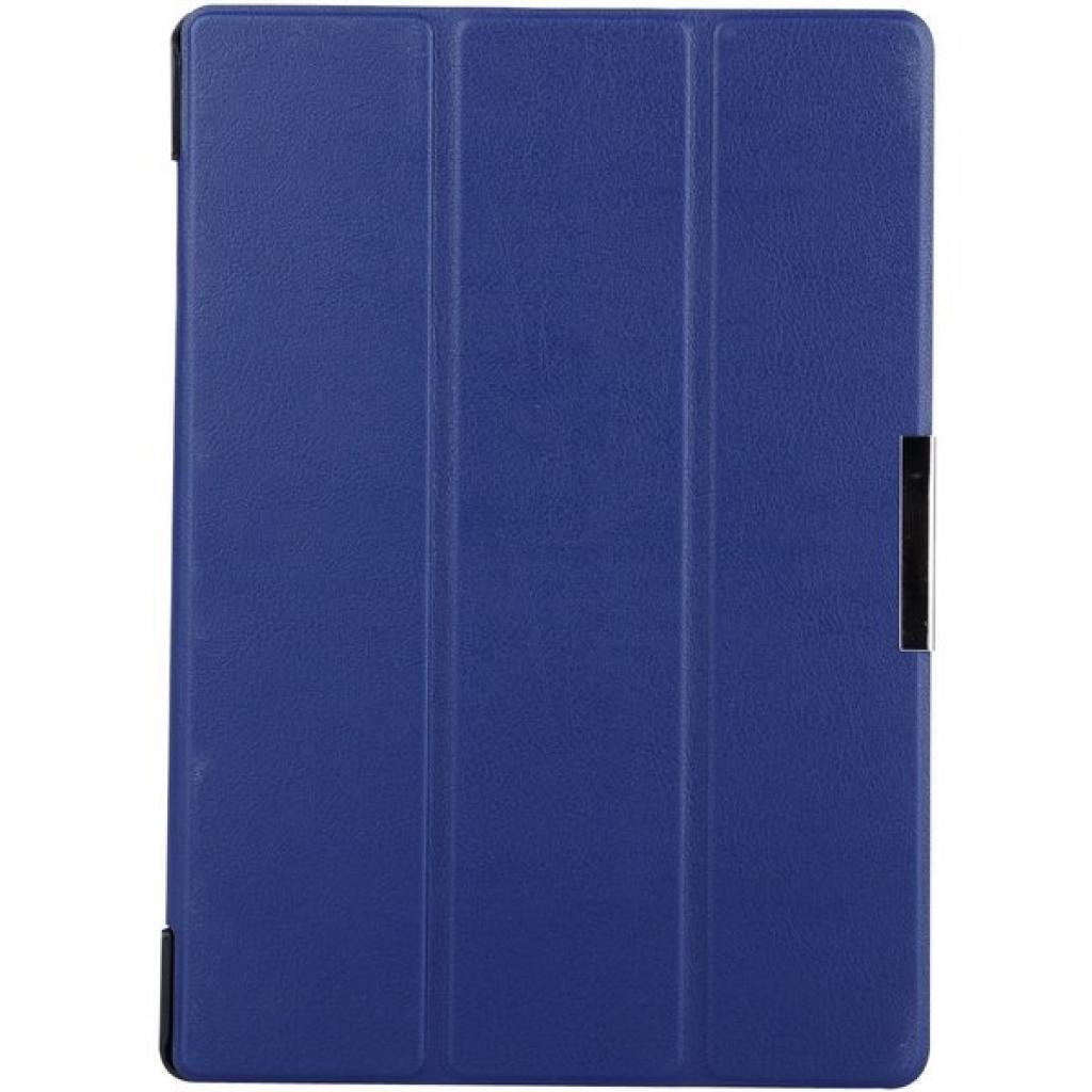 Чехол для планшета AirOn для Lenovo Tab 2 A10 blue (4822352770006)