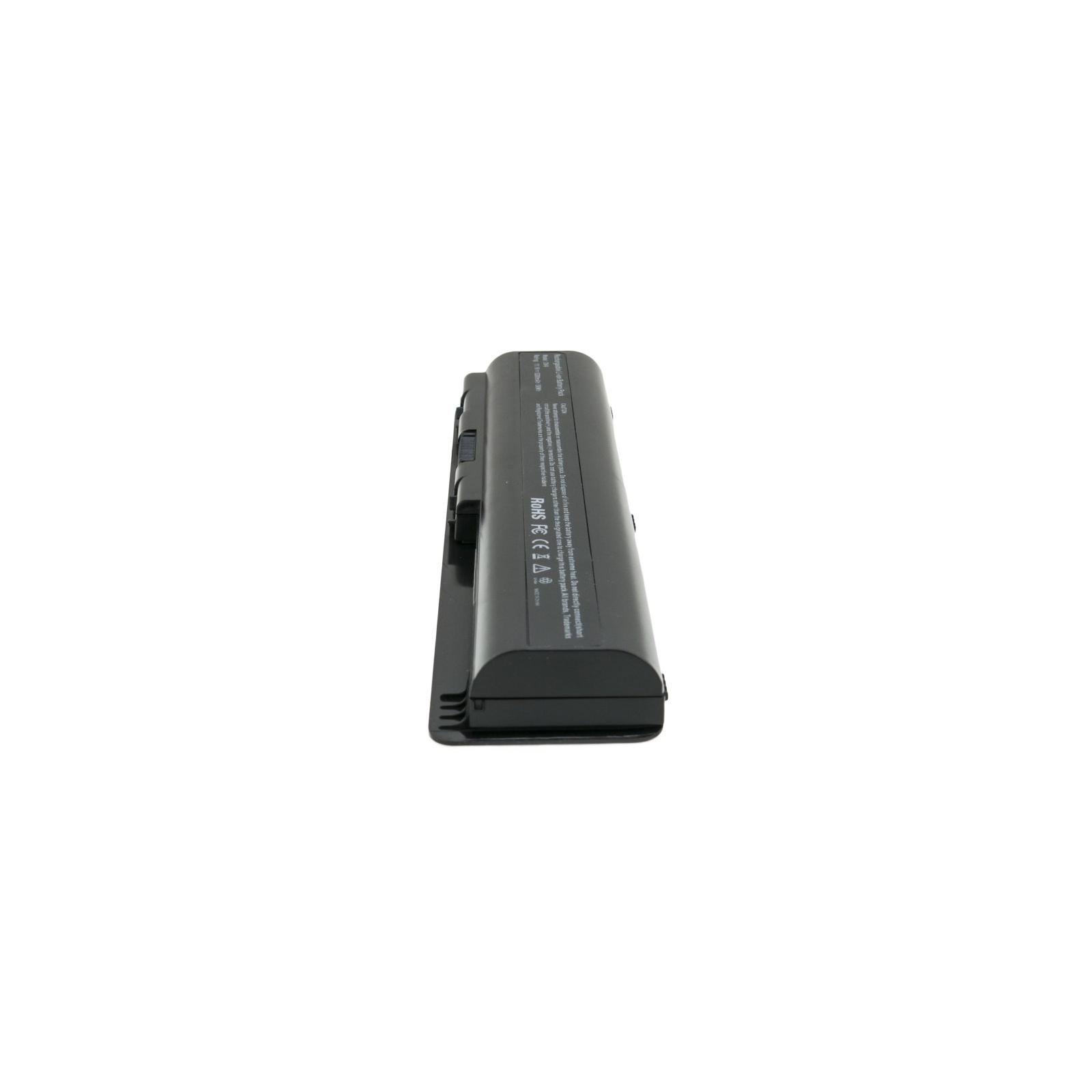 Аккумулятор для ноутбука HP Pavilion DV4 (HSTNN-DB72) 5200 mAh EXTRADIGITAL (BNH3946) изображение 5
