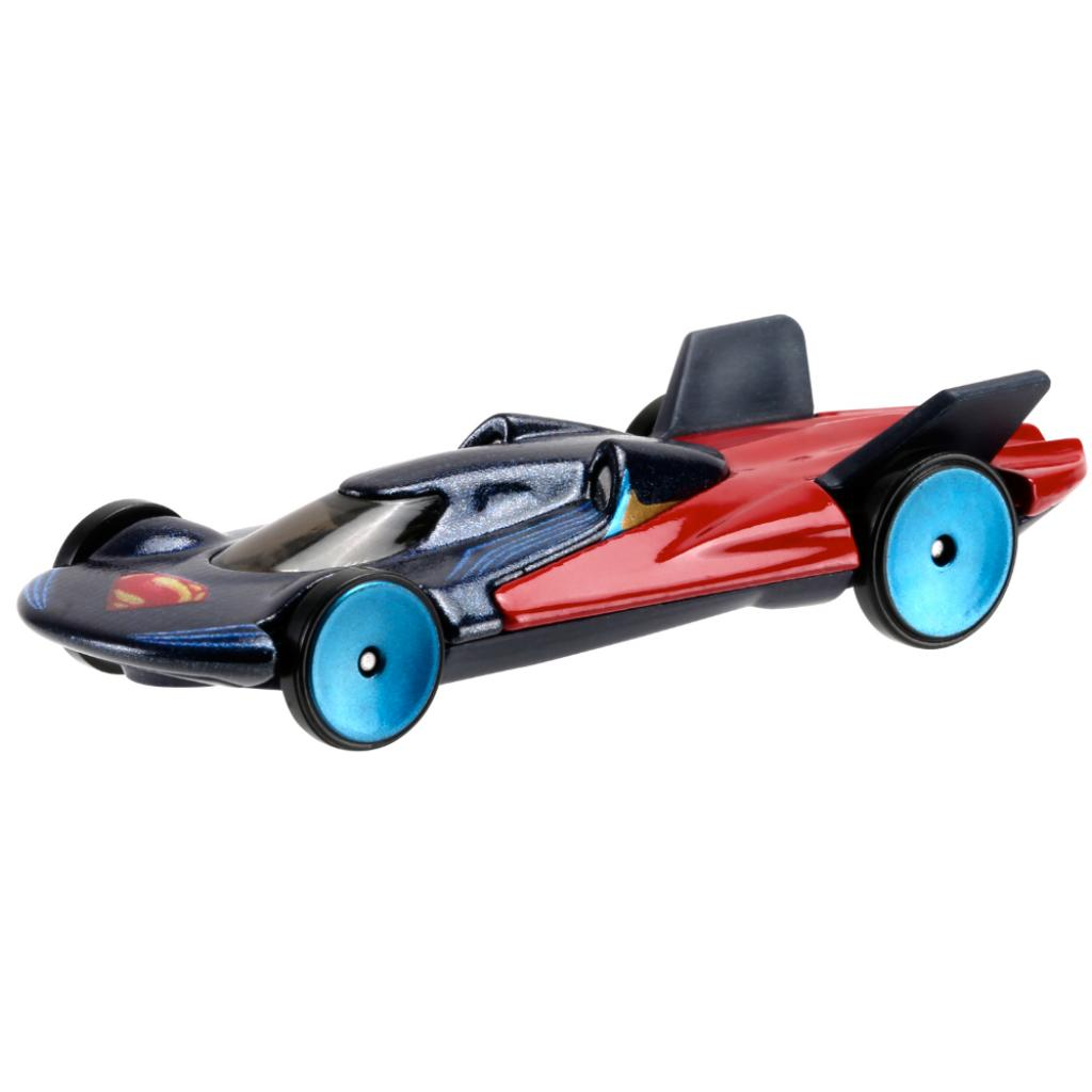 Игровой набор Hot Wheels 2 машинки Бэтмен против Супермена (DJP09) изображение 3