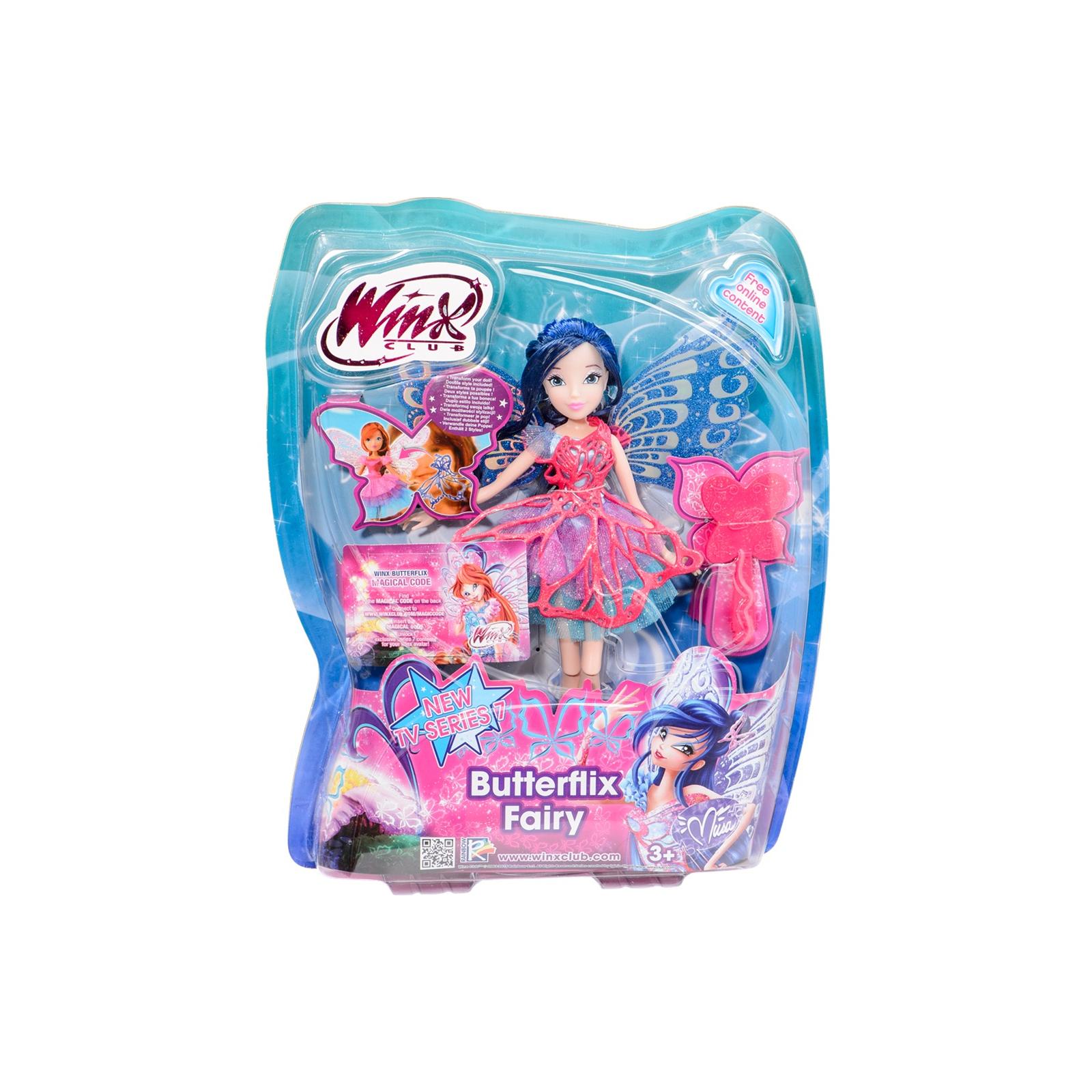 Кукла WinX Butterflix Муза 27 см (IW01131404)